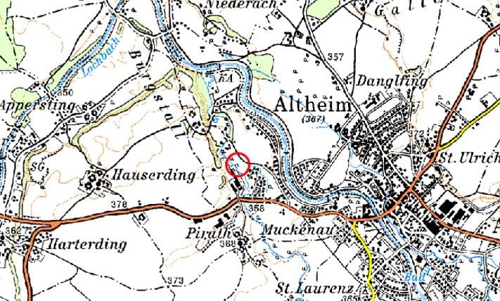 Karte - Sanierung Altbachrampen
