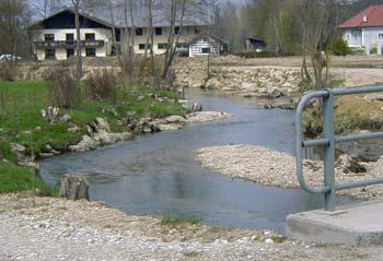 Hochwasserschutz Moosbach-Waasen Bild 7