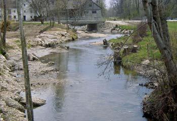 Hochwasserschutz Moosbach-Waasen Bild 8