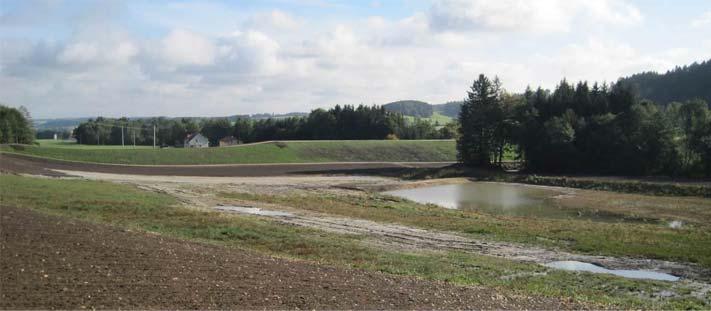 Rückhaltebecken Grubmühlbach